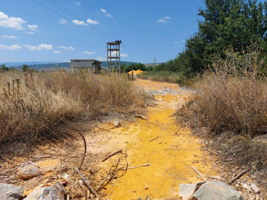 Втора локација со арсен
