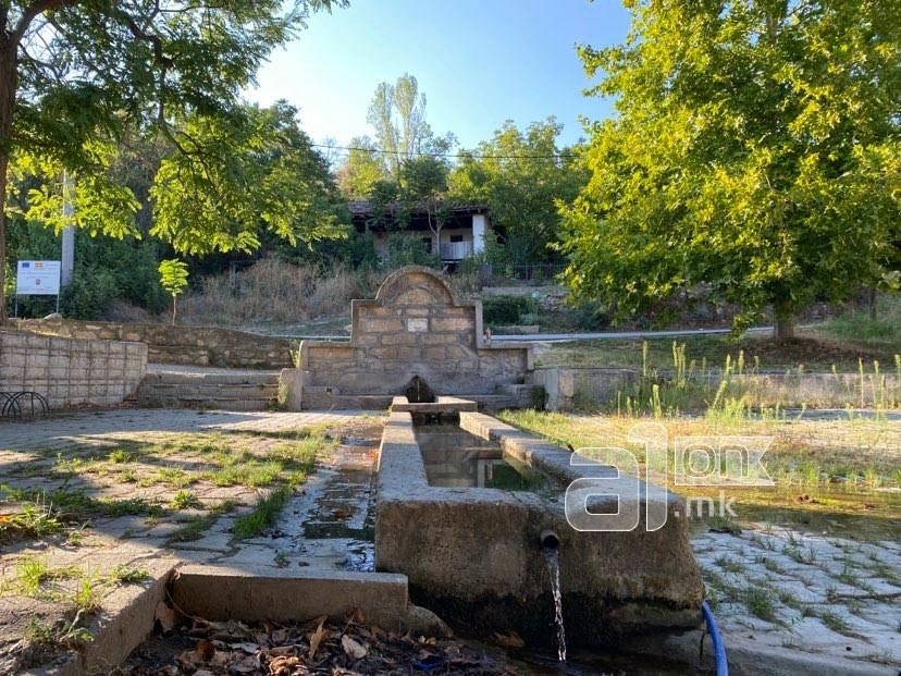 Селска чешма во Кучково